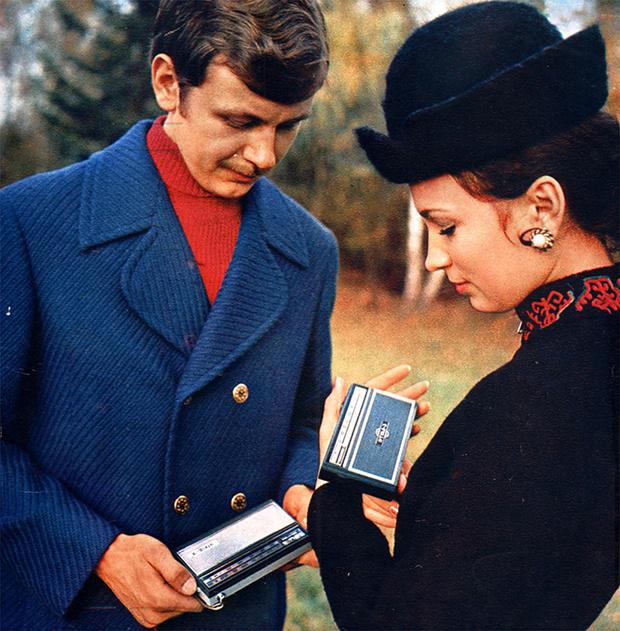 Фото №9 - Советская реклама гаджетов