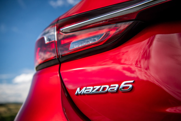 Фото №8 - 5 причин влюбиться в новую Mazda 6