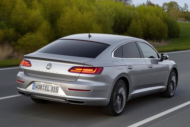 Фото №3 - Arteon — новый большой Volkswagen
