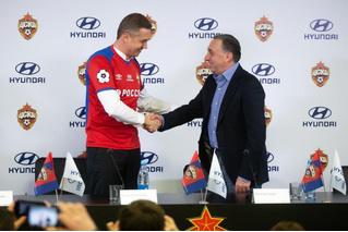 Добавили лошадей: корейский Hyundai стал спонсором футбольного ЦСКА