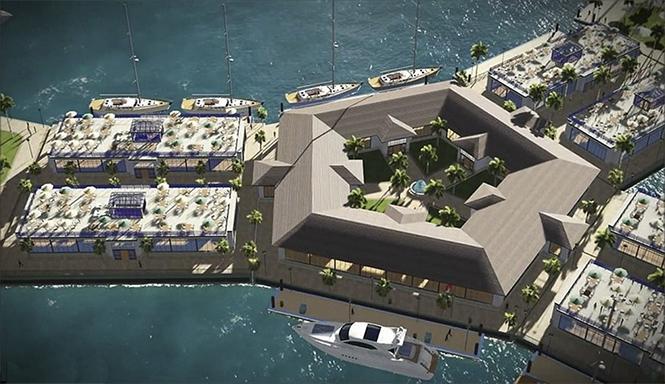 Фото №1 - Первый плавающий город будет построен. Скоро! И вот как он будет выглядеть