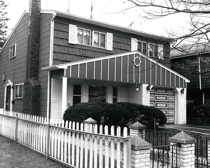 Дом, в котором жил Джон. Куинс, 1985 г.