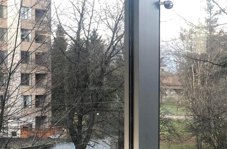 Фото №1 - Наиновейшая оптическая иллюзия: что на этом фото — река или стена?