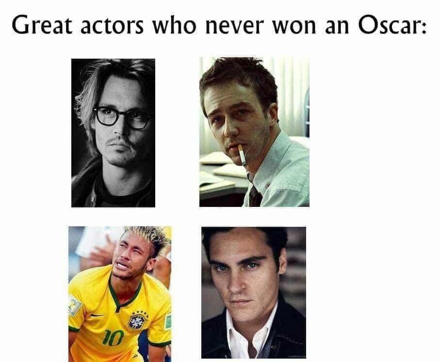 Актеры, у которых все еще нет Оскара