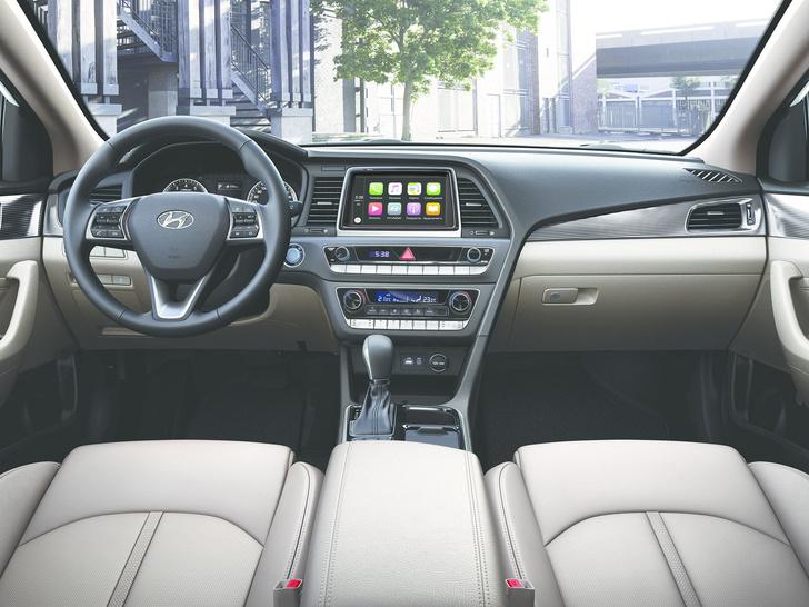 Фото №3 - Главное о новом Hyundai Sonata
