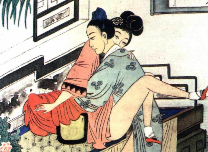 Фото №1 - «Никогда не занимайся этим по утрам!» и другие советы из самого древнего руководства по сексу