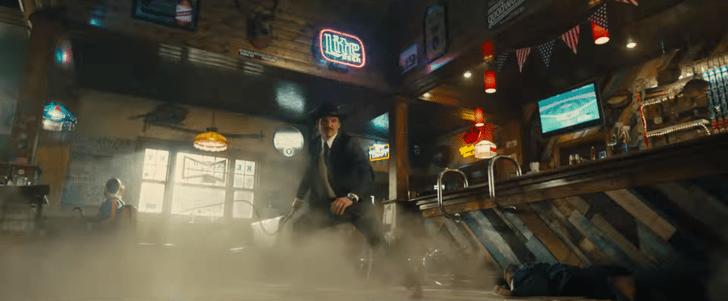Фото №6 - Загадочный первый трейлер фильма «Кингсмен: Золотой круг»