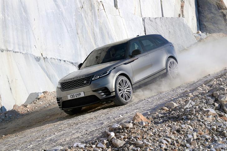 Фото №9 - Все без ума от Range Rover Velar