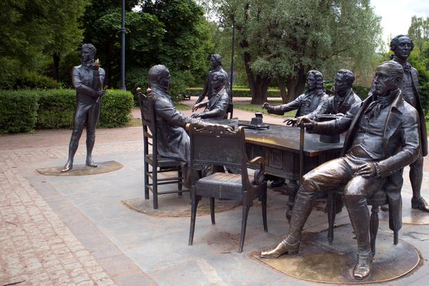 Фото №2 - В Питере поставили памятник не тому человеку. А обнаружили это только через семь лет