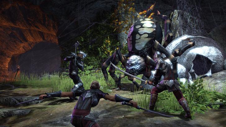 Фото №3 - 5 причин потратить все деньги на онлайн-игру The Elder Scrolls Online