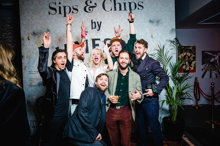 Фото №35 - Состоялась заключительная покерная вечеринка из серии Jameson Sips&Chips