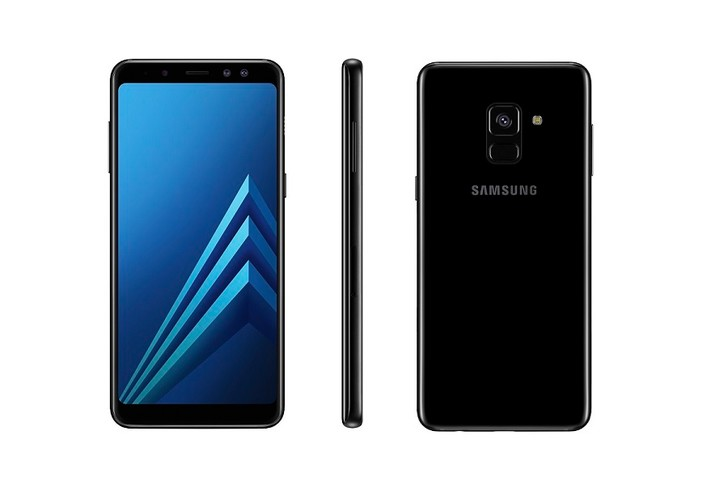 Фото №2 - Новые Samsung Galaxy A8 и A8+: двойной фронтальная камера и безграничный экран