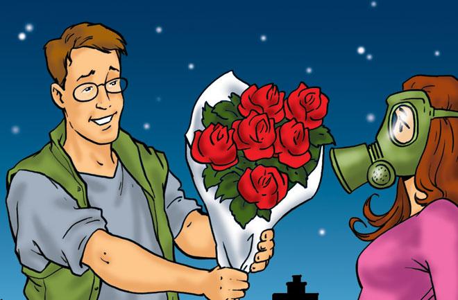 Фото №1 - Легко! Дарить цветы