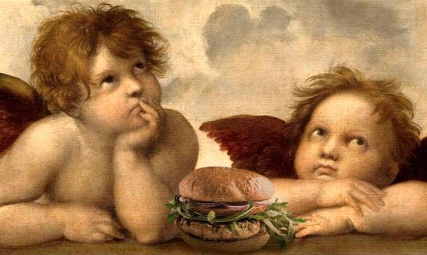 Фото №5 - Если бы бургеры появились на несколько столетий раньше