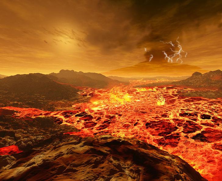Фото №3 - Как выглядит Солнце с каждой из планет Солнечной системы (галерея)