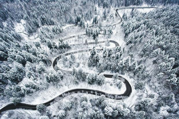 Фото №2 - Трансильвания: место с самыми извилистыми дорогами (20 наглядных фотографий)