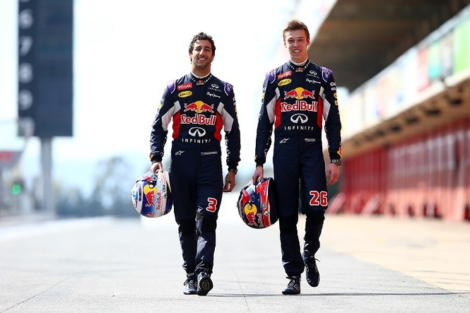 Gillette и Infiniti Red Bull Racing узаконили отношения