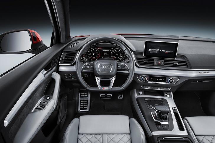 Фото №3 - Встречай новый кроссовер Audi Q5