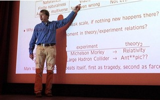 ЦЕРН приостановил сотрудничество с ученым из-за статистики о том, что мужчин цитируют чаще