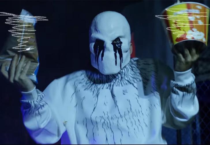 Фото №2 - Новый клип Noize MC о мимолетности хайпа