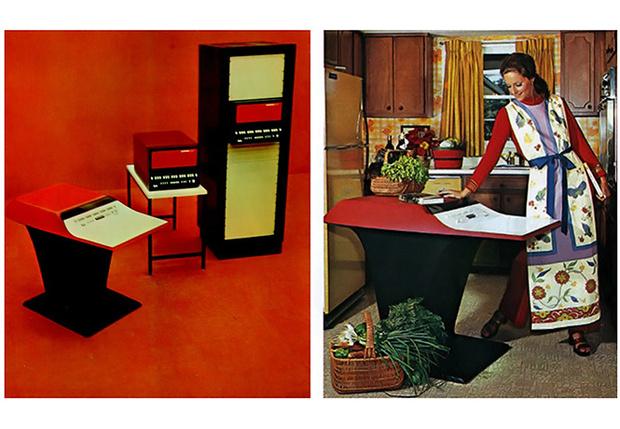 Фото №1 - Кухонный компьютер 70-х годов, которого никто не понял