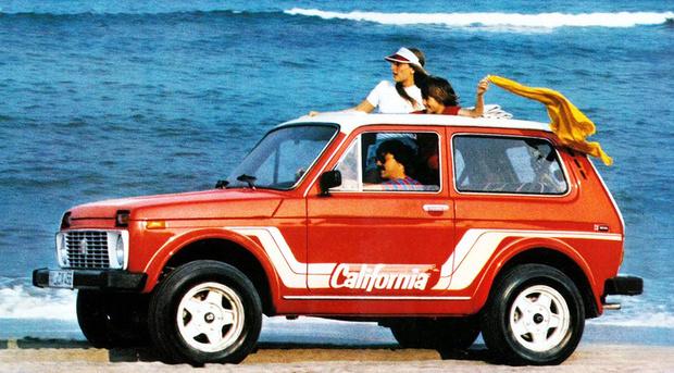 Фото №1 - Советские бренды, покорившие Запад