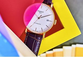 Временной минимум: 5 наручных часов в стиле минимализм