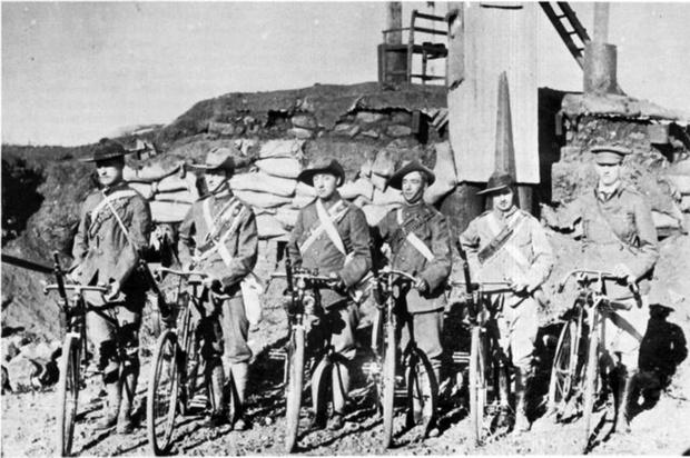 Фото №6 - Непридуманная история велосипедных войск