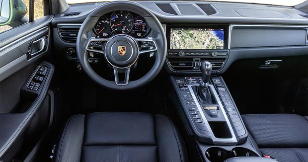 Фото №2 - Идеальный мир: обновленный Porsche Macan