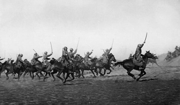 Фото №5 - «Ура!», «Банзай!» и другие воинственные кличи: краткая история происхождения