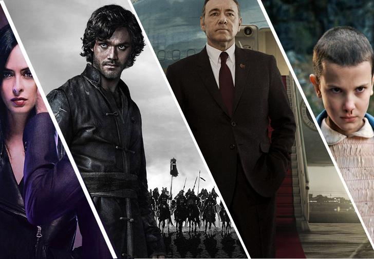 Фото №1 - Все 24 сериала Netflix от худшего к лучшему!