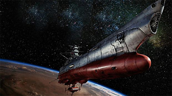 Фото №5 - 15 самых причудливых космических кораблей в кино