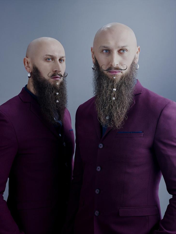 Фото №1 - Les p'ti trucs: безделушки для твоей бороды