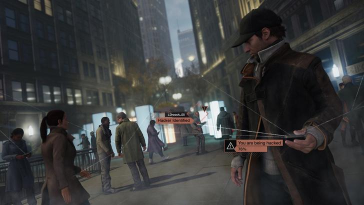 Фото №3 - 10 приятных занятий из новой игры Watch Dogs, которые запрещены законом в реальной жизни