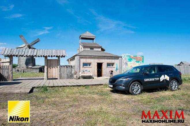 Фото №4 - Бикини-тур — автопробег Nikon и MAXIM Online
