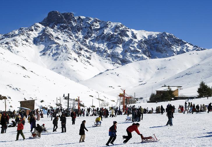 Фото №4 - 4 неожиданные страны, где тоже можно покататься на лыжах