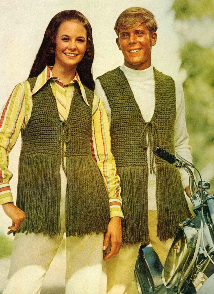 Фото №3 - Парные костюмы — худшее, что когда-либо было в моде