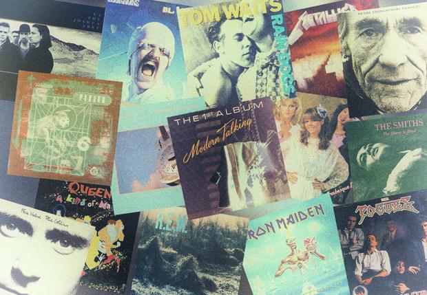 Фото №1 - Тест. Разбираешься ли ты в музыке 1980-х?