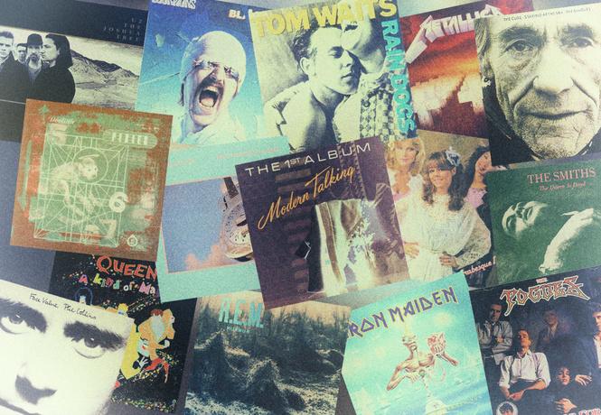 Тест. Разбираешься ли ты в музыке 1980-х?