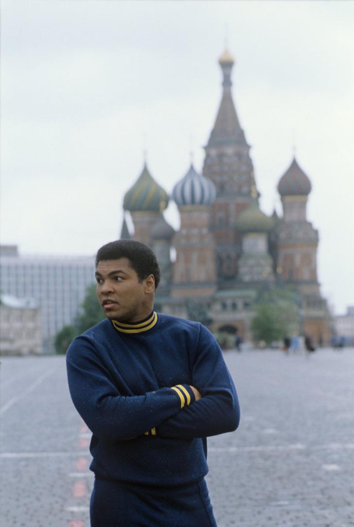Фото №7 - Зарубежные звезды в СССР: 11 фото