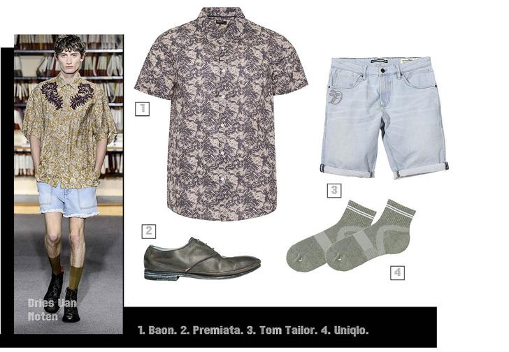 Фото №3 - Как носить растительный принт этим летом? Гид для настоящих мужиков!