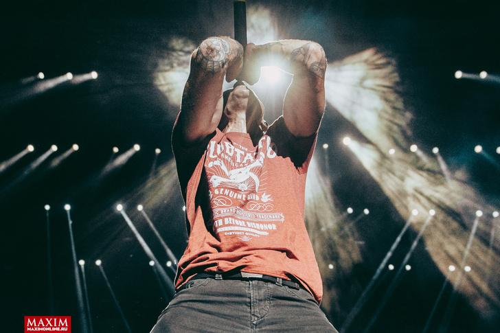 Фото №24 - Вопли рока. Что творилось на концерте Linkin Park