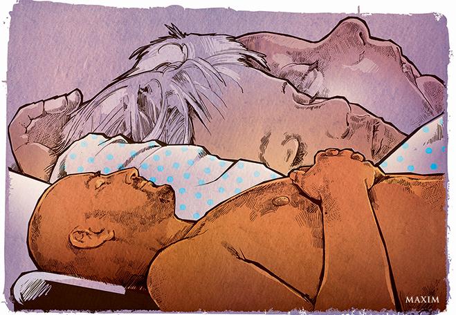 Повысить качество сна