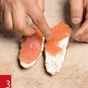 Фото №14 - Маслом внутрь! 4 самых простых мужских сэндвича
