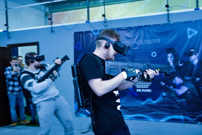 From Z to Infinity: в Москве открылся первый виртуальный парк полного погружения Z8