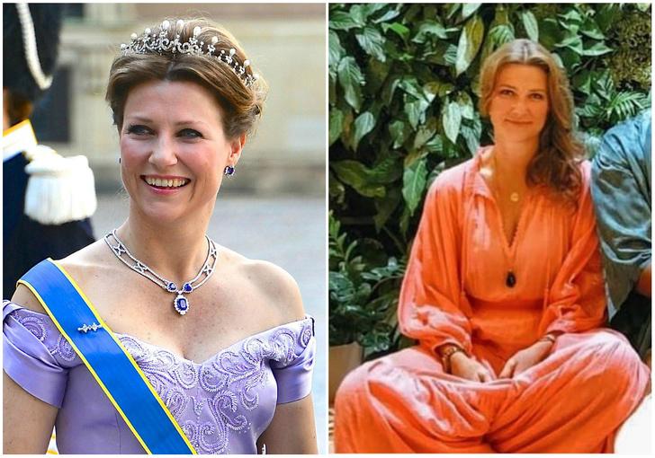 Фото №1 - Норвежская принцесса отказалась от титула, чтобы стать инфлюенсером в «Инстаграме»