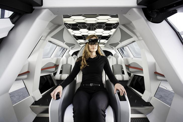 Фото №6 - Компания Bell построила вертолет будущего
