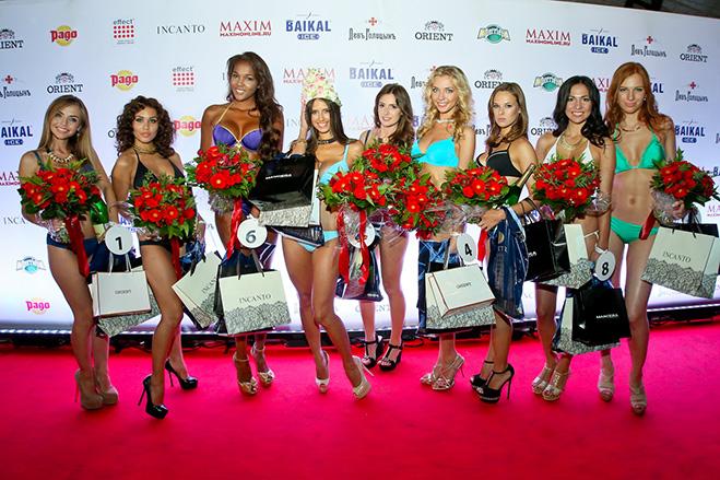 Фото №3 - Состоялся финал ежегодного конкурса Miss MAXIM 2014