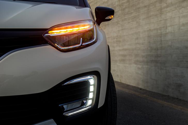 Фото №3 - Renault Kaptur получил версию Extreme. Нет-нет, это безопасно