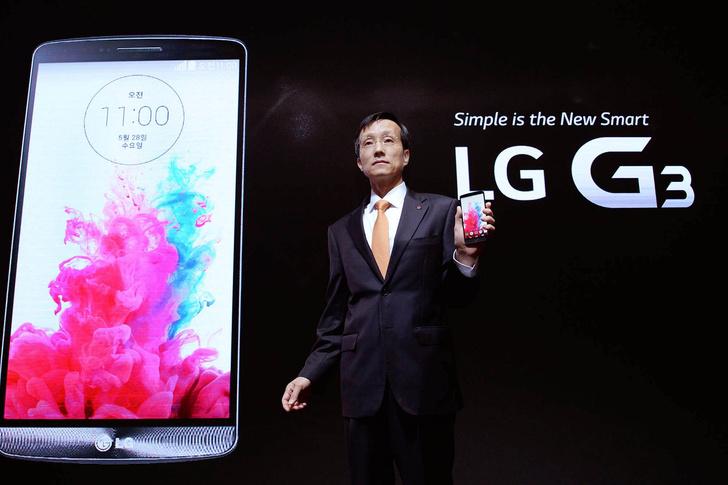 Фото №1 - Совершенство простого LG G3